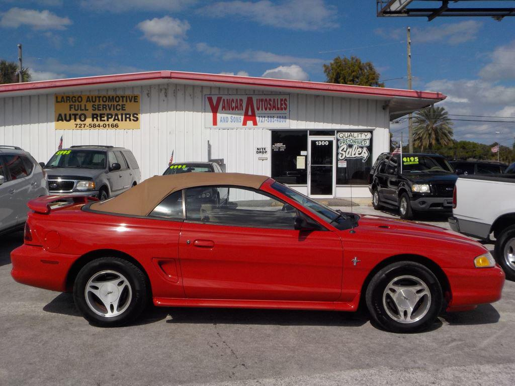 1998 Ford Mustang photo