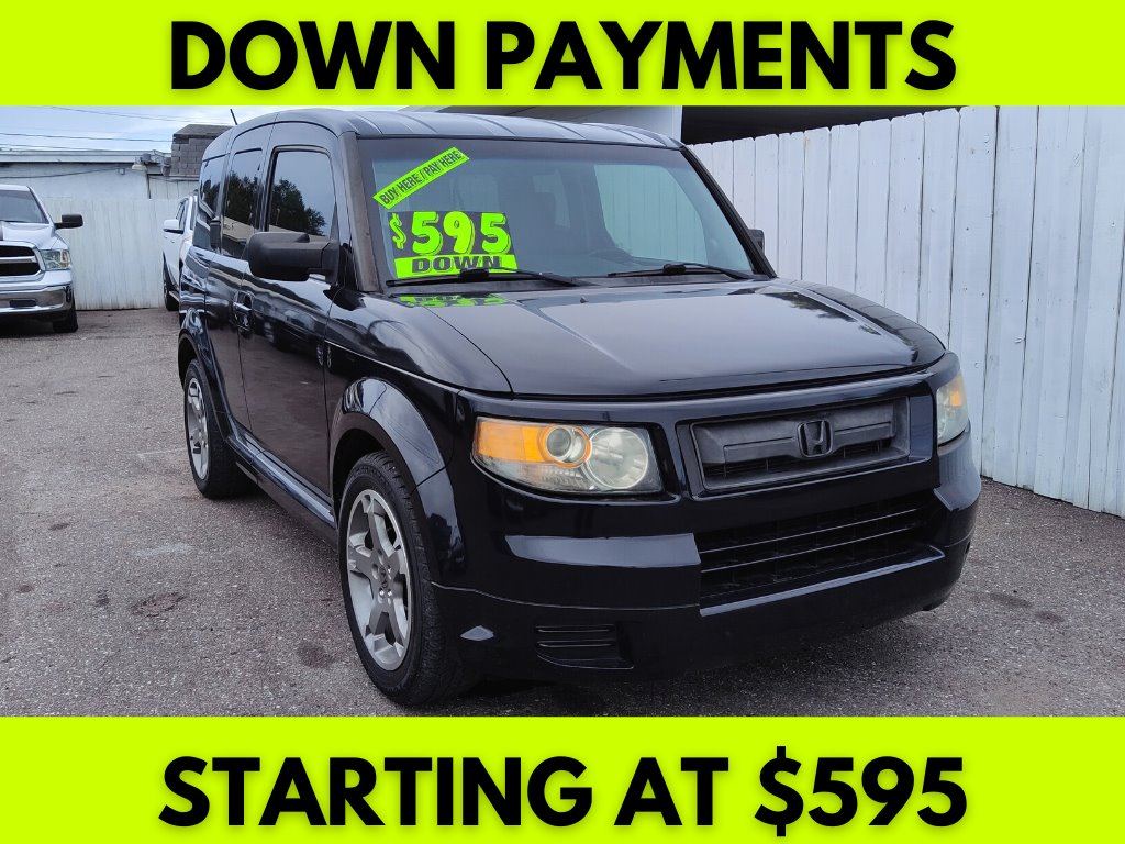 2008 Honda Element SC photo