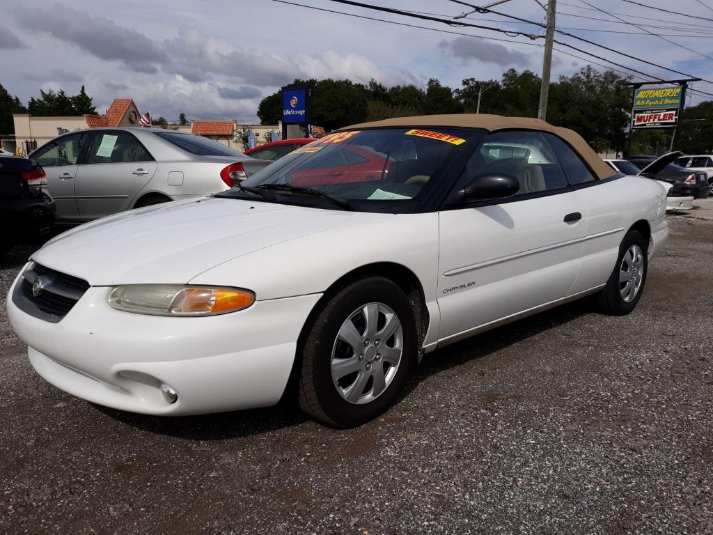 1999 Chrysler Sebring JX photo