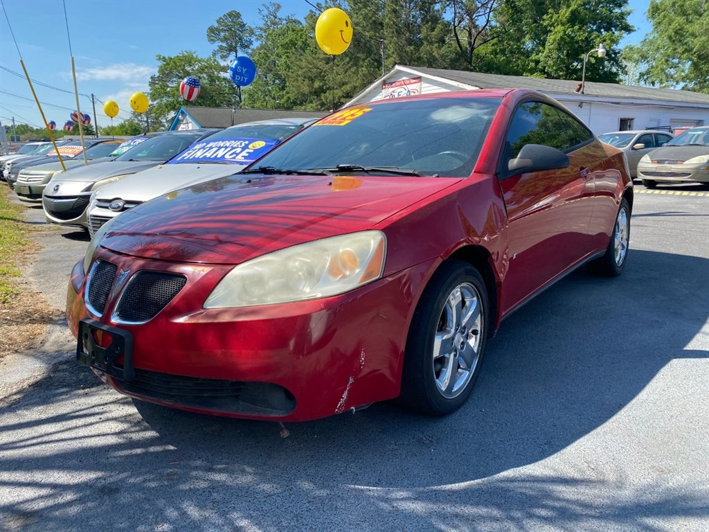 2007 Pontiac G6 GT photo