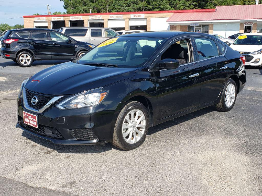 The 2019 Nissan Sentra