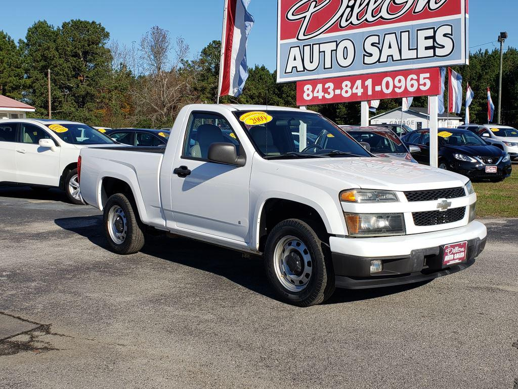 2009 Chevrolet Colorado LT photo