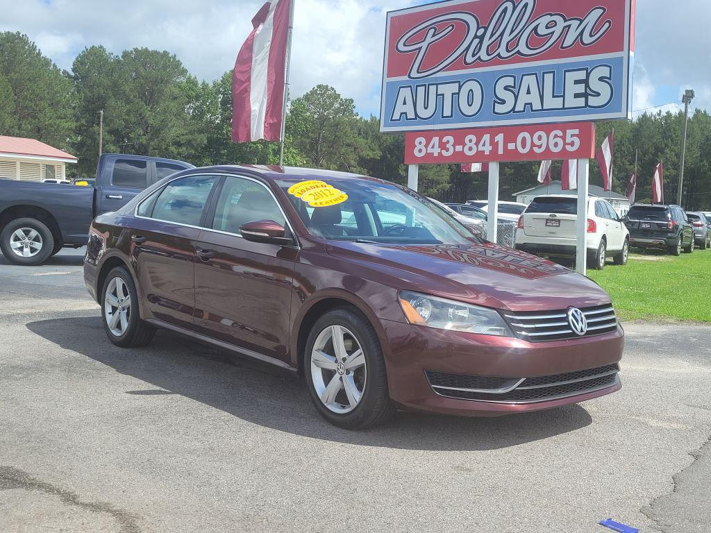 2012 Volkswagen Passat SE photo