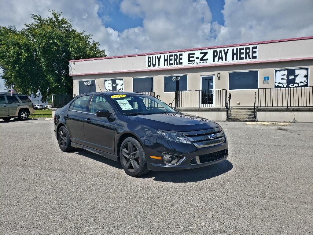 2012 Ford Fusion Sport photo