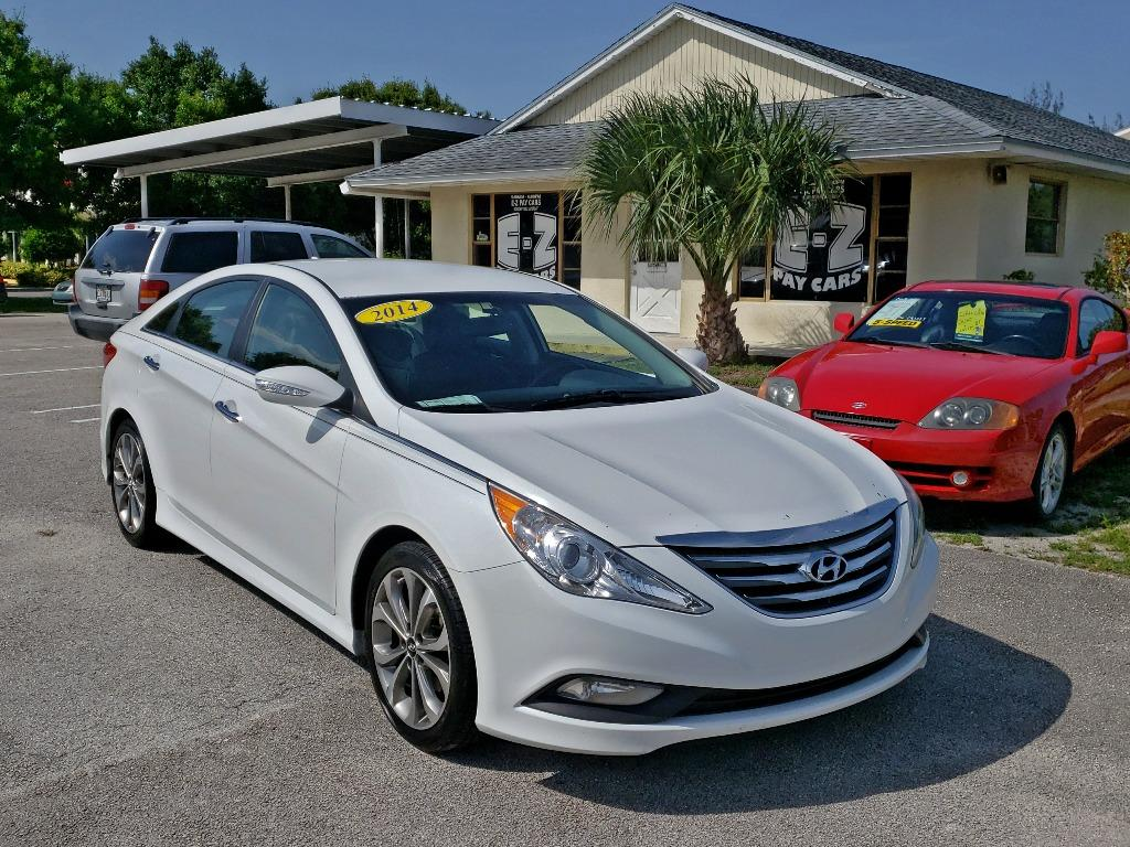2014 Hyundai Sonata Limited photo