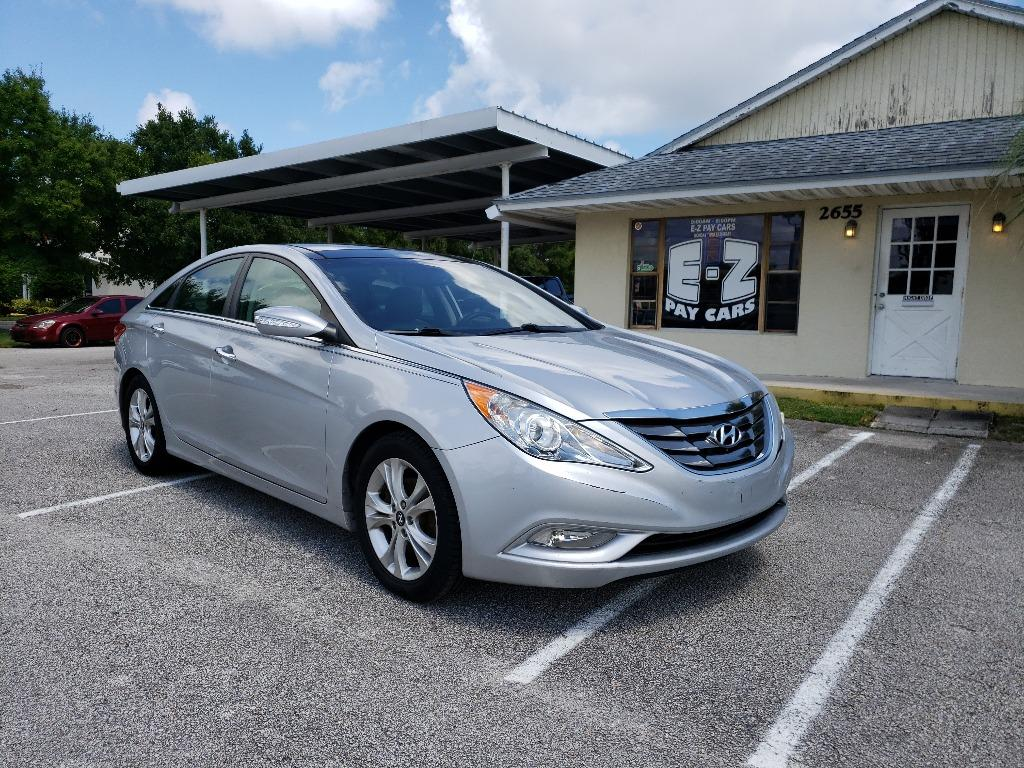 2013 Hyundai Sonata SE photo