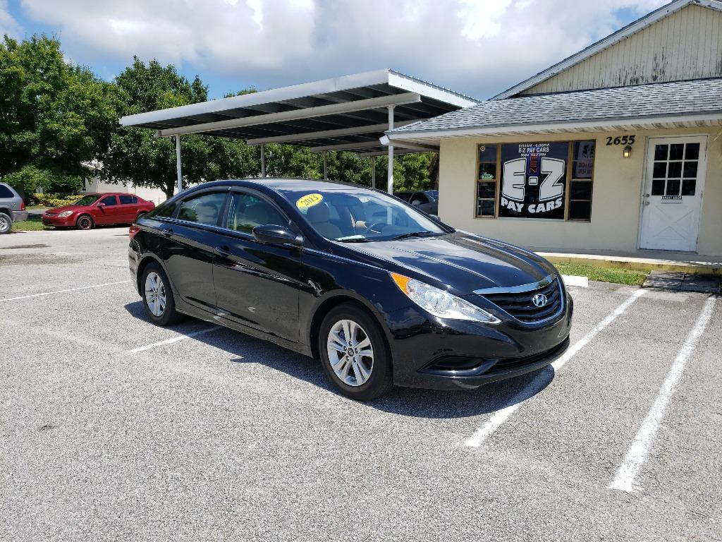 2012 Hyundai Sonata GLS photo