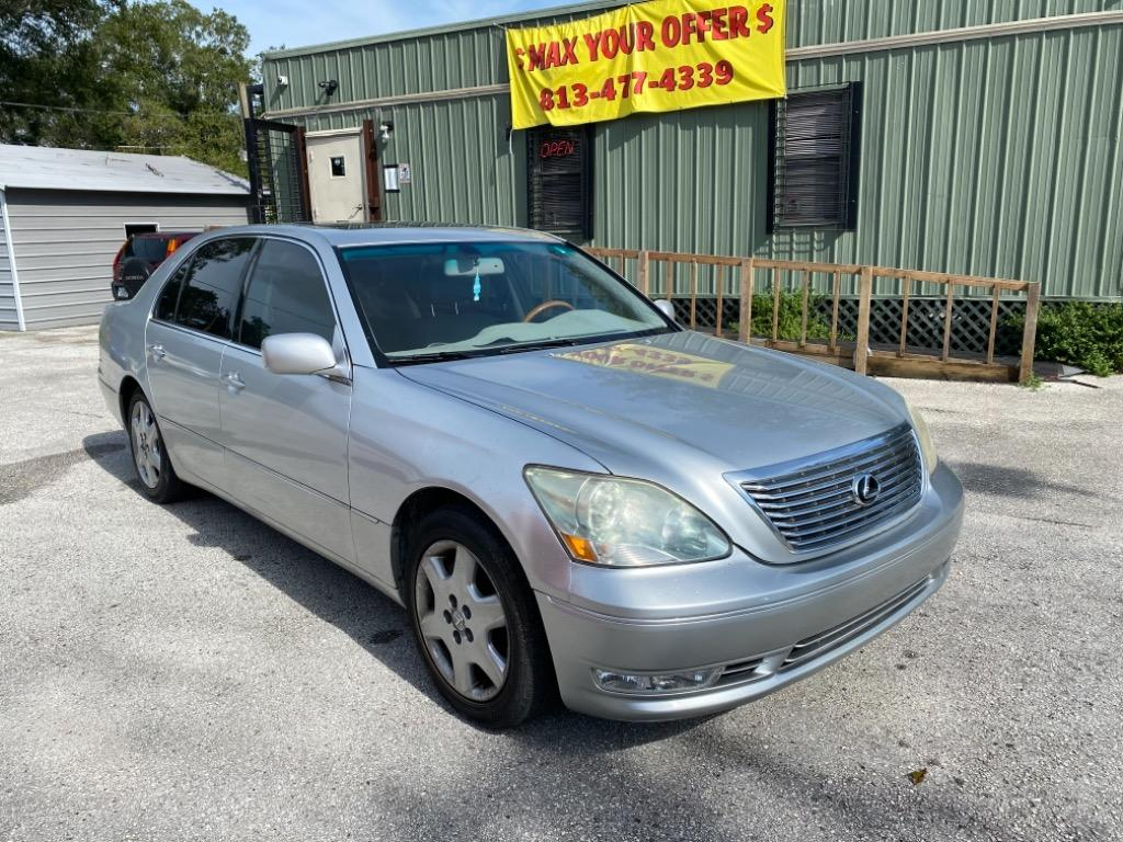 2004 Lexus LS 430 photo