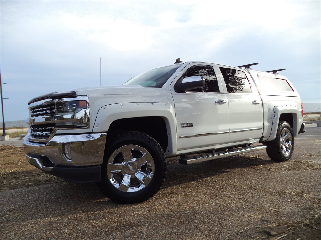2017 Chevrolet Silverado 1500 LTZ Texas Edition photo