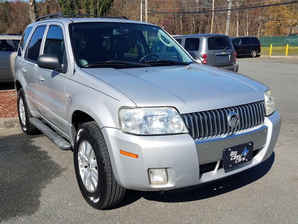 2006 Mercury Mariner Luxury photo
