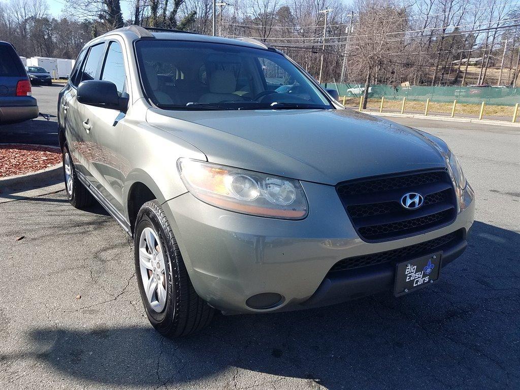2009 Hyundai Santa Fe GLS photo