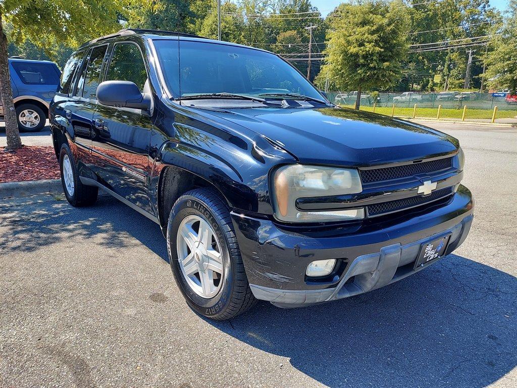 2002 Chevrolet Trailblazer LS photo
