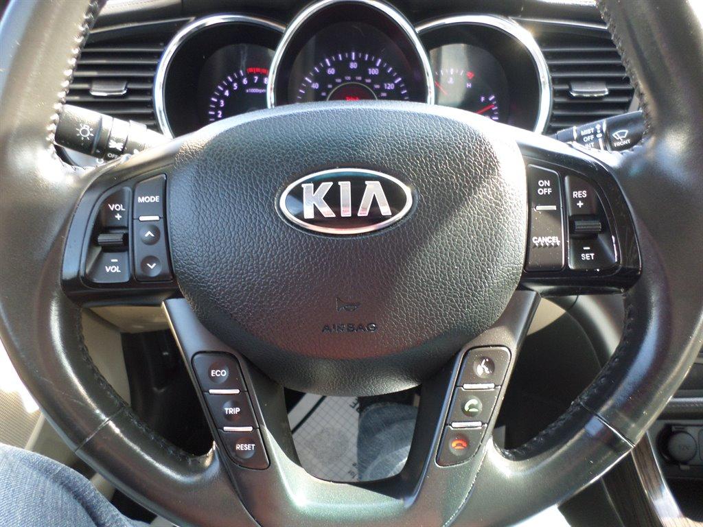 2013 Kia Optima EX photo