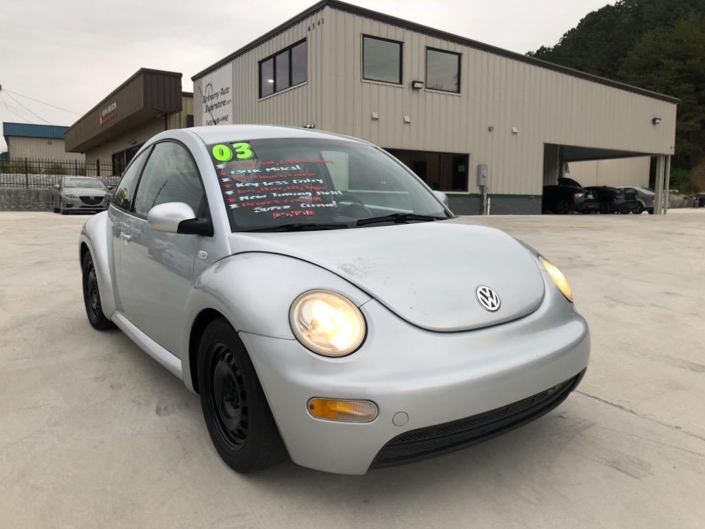 2003 Volkswagen New Beetle GL TDI photo