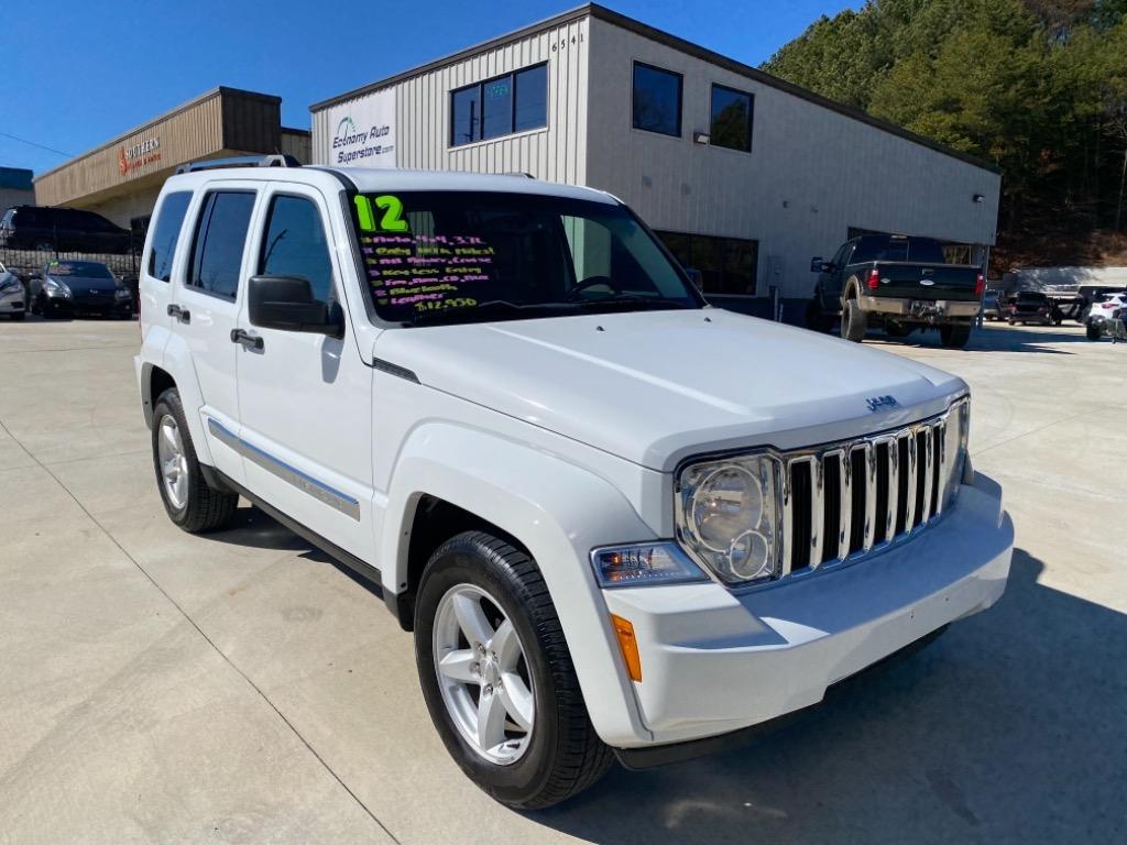 2012 Jeep Liberty Limited photo