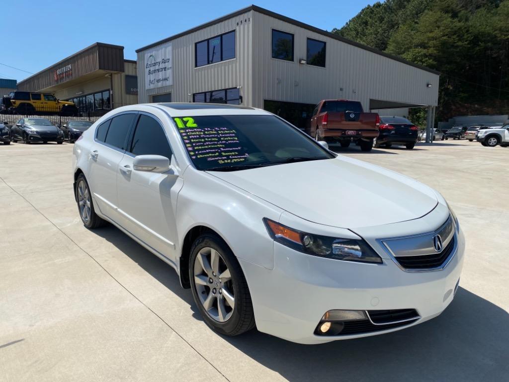 2012 Acura TL 3.5 photo