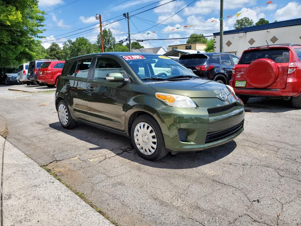 2011 Scion xD RS 3.0