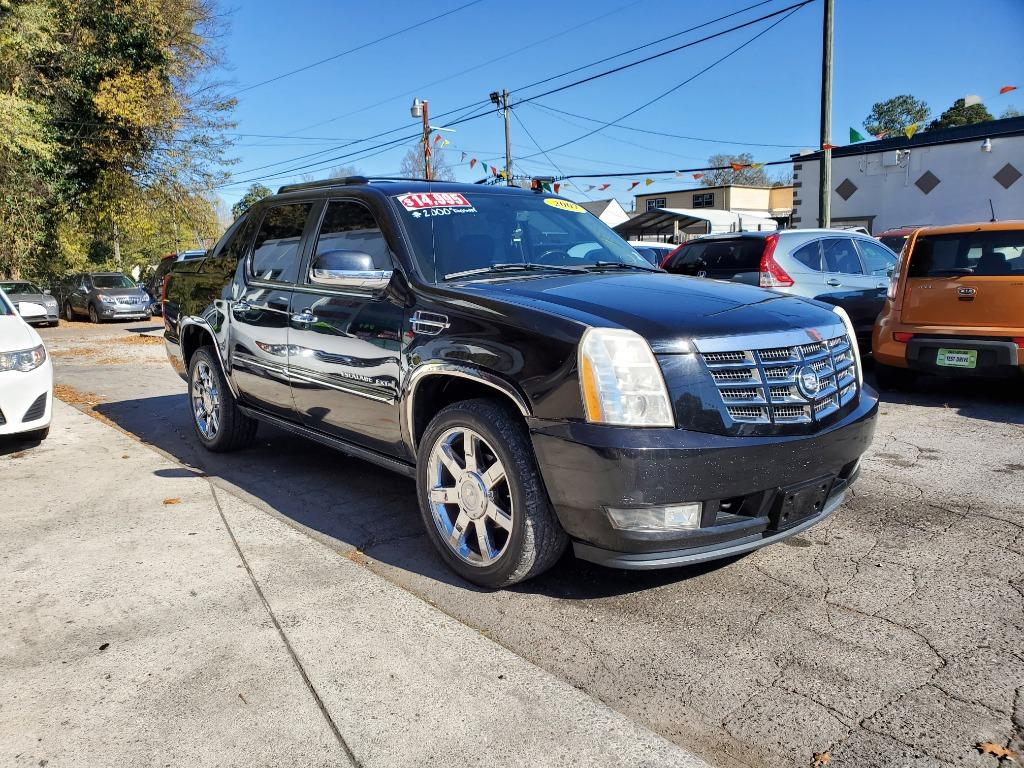 2007 Cadillac Escalade EXT photo