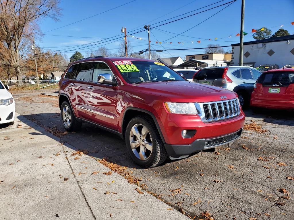 2013 Jeep Grand Cherokee Limited photo
