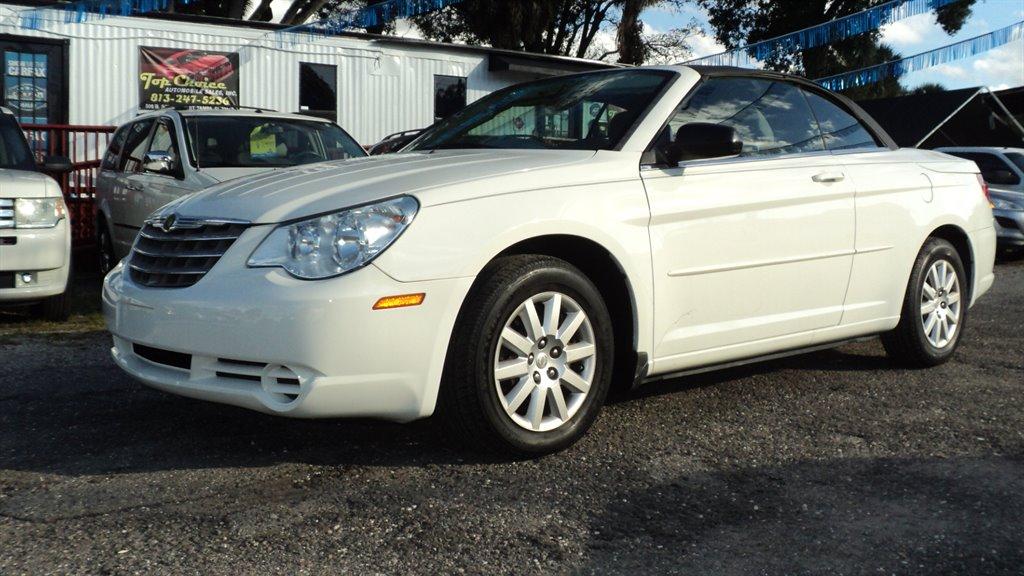 2008 Chrysler Sebring LX photo