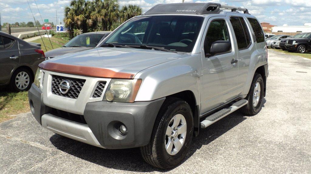 2010 Nissan Xterra X photo