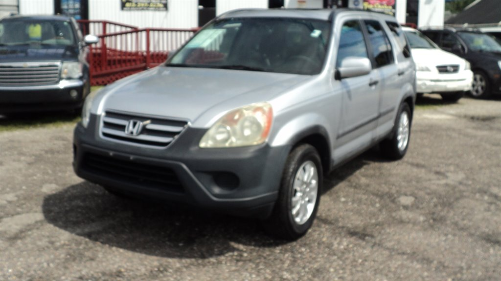 2005 Honda CR-V EX photo