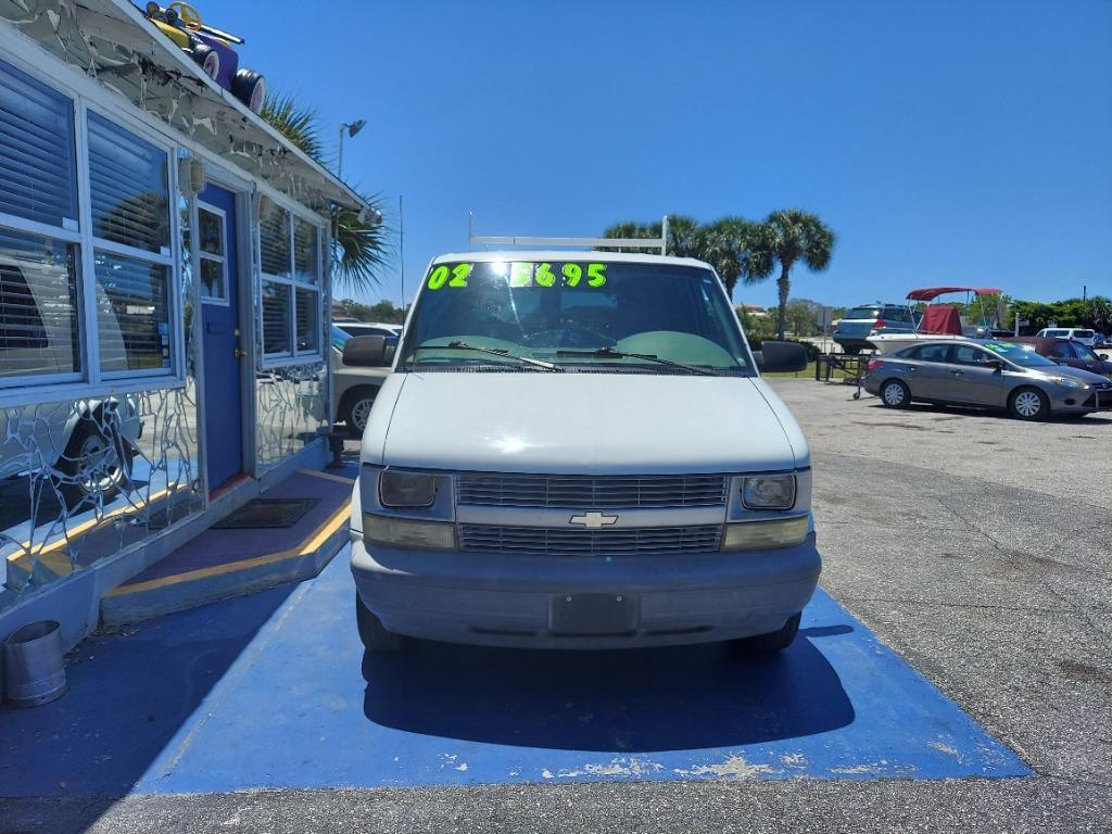 2002 Chevrolet Astro photo