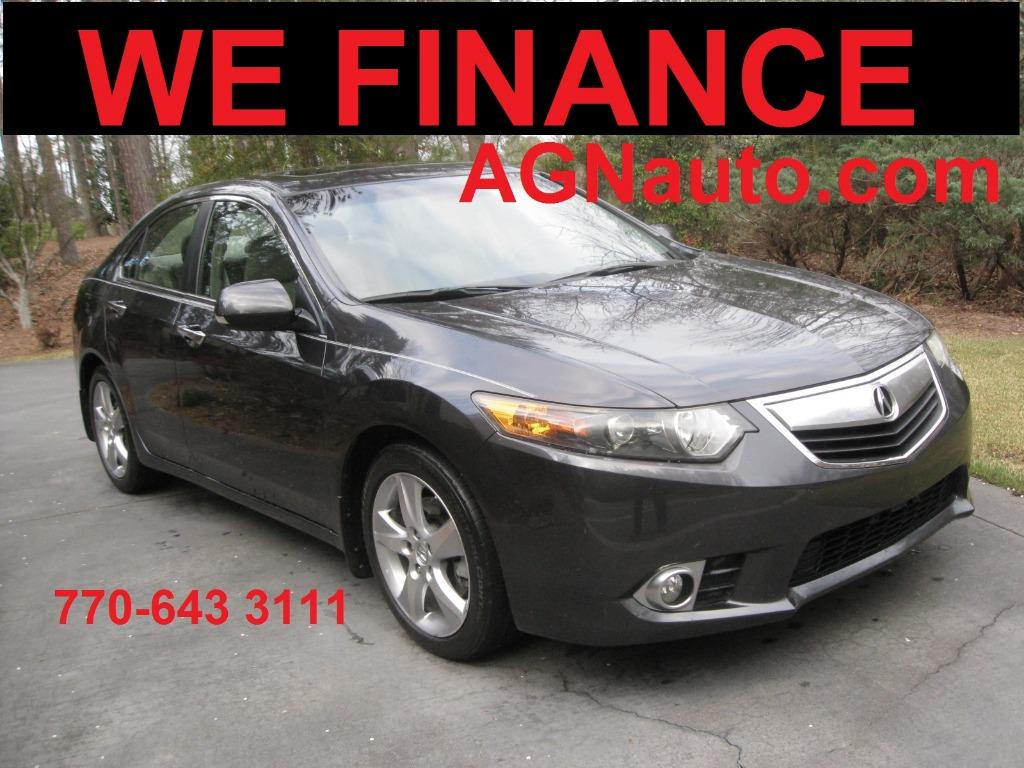2012 Acura TSX Base w/Tech