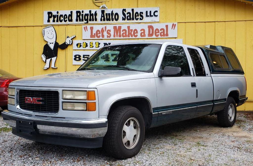 1997 GMC Sierra 1500 SLT photo