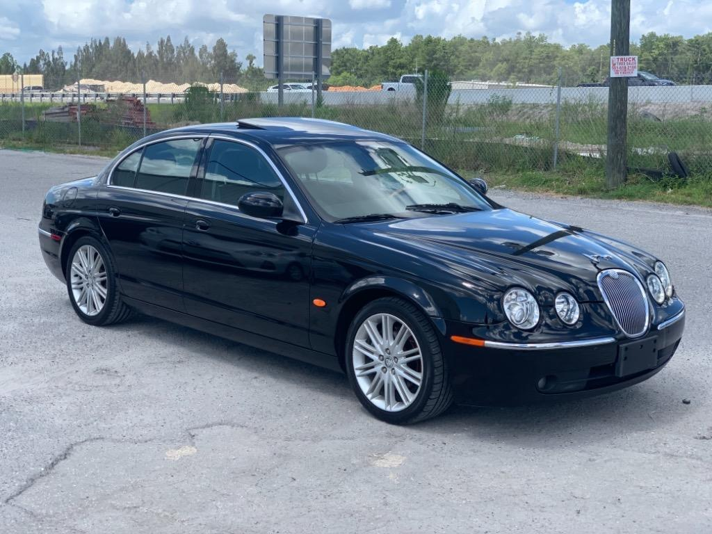 2005 Jaguar S-Type 3.0 photo