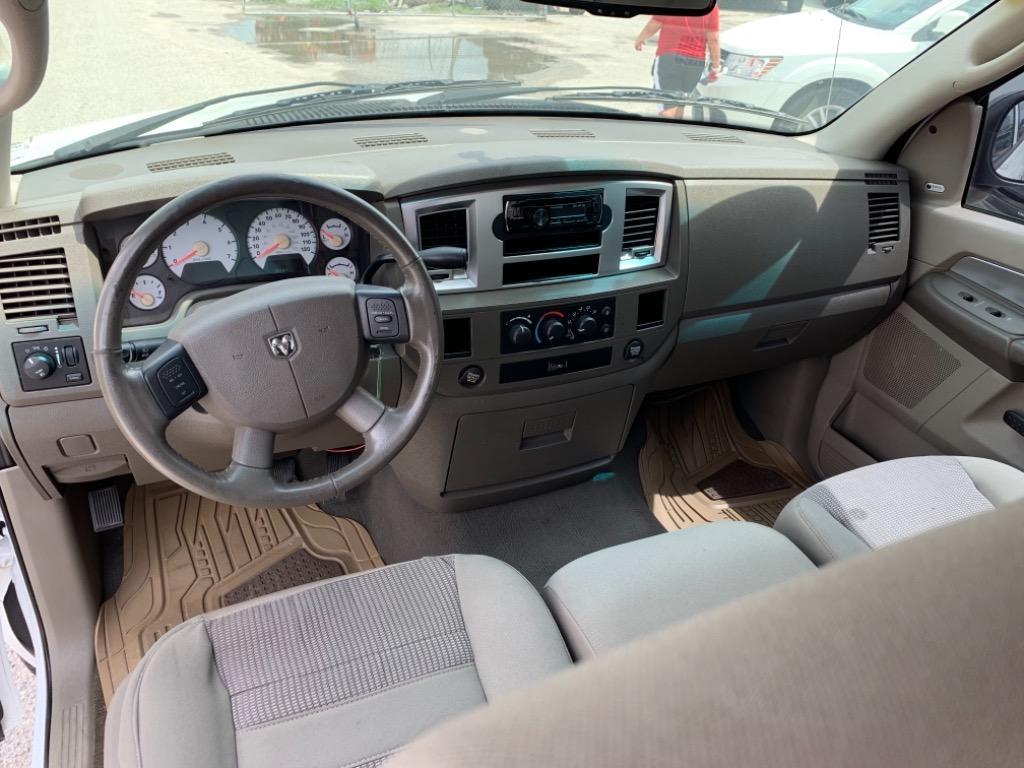 2008 Dodge Ram 1500 5.7L V8 SFI Hemi Laramie photo