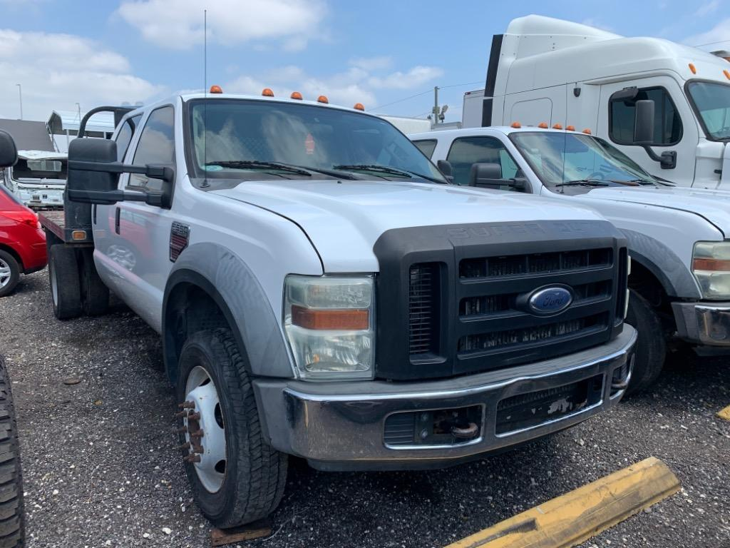 2008 Ford F450SD Lariat photo