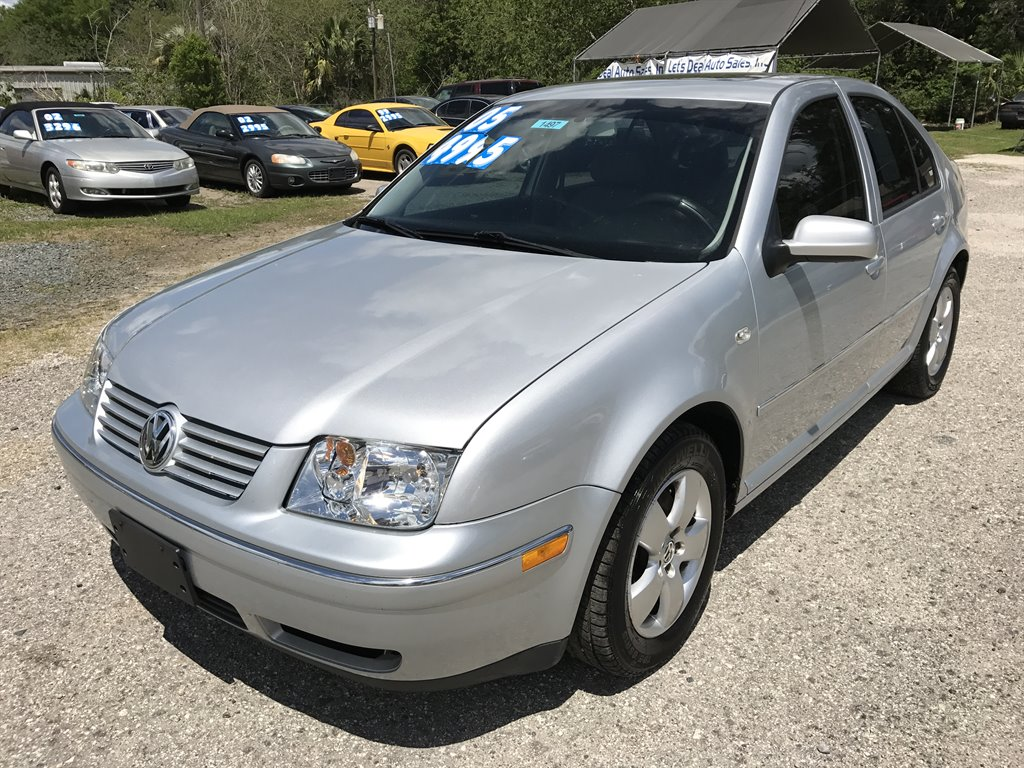 2005 Volkswagen Jetta GLS TDI photo