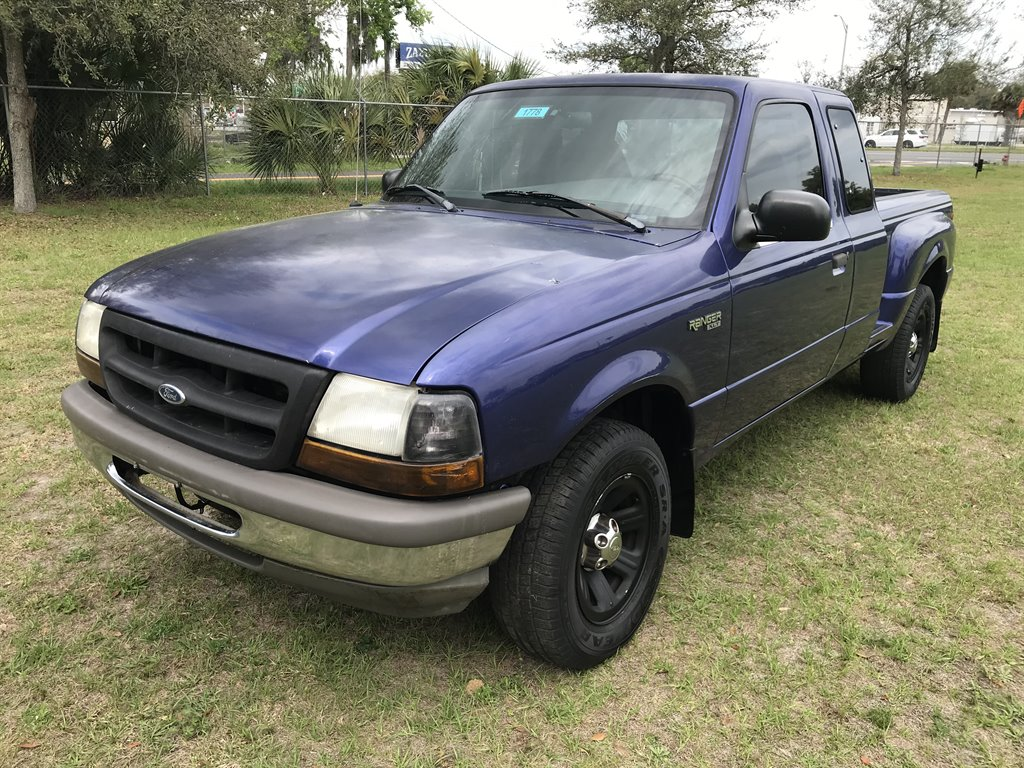 2000 Ford Ranger XL photo