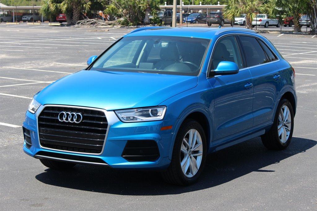 2016 Audi Q3 Premium Plus photo