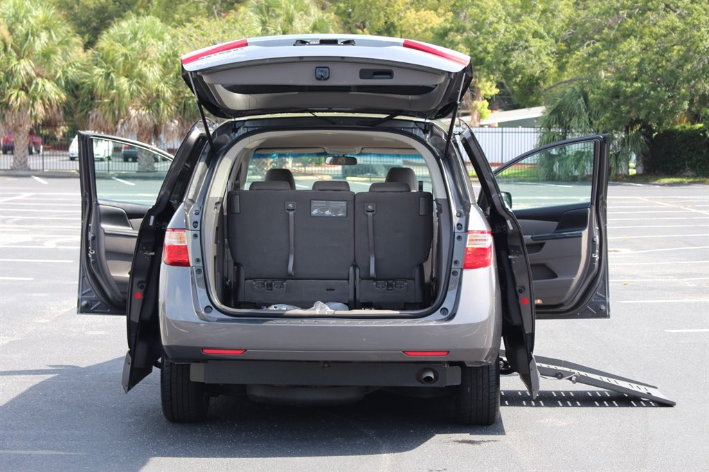 2011 Honda Odyssey EX photo