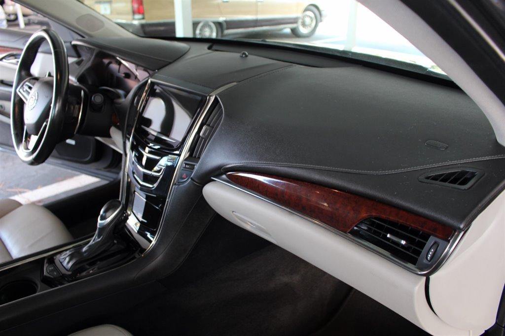 2013 Cadillac ATS 3.6L Performance photo