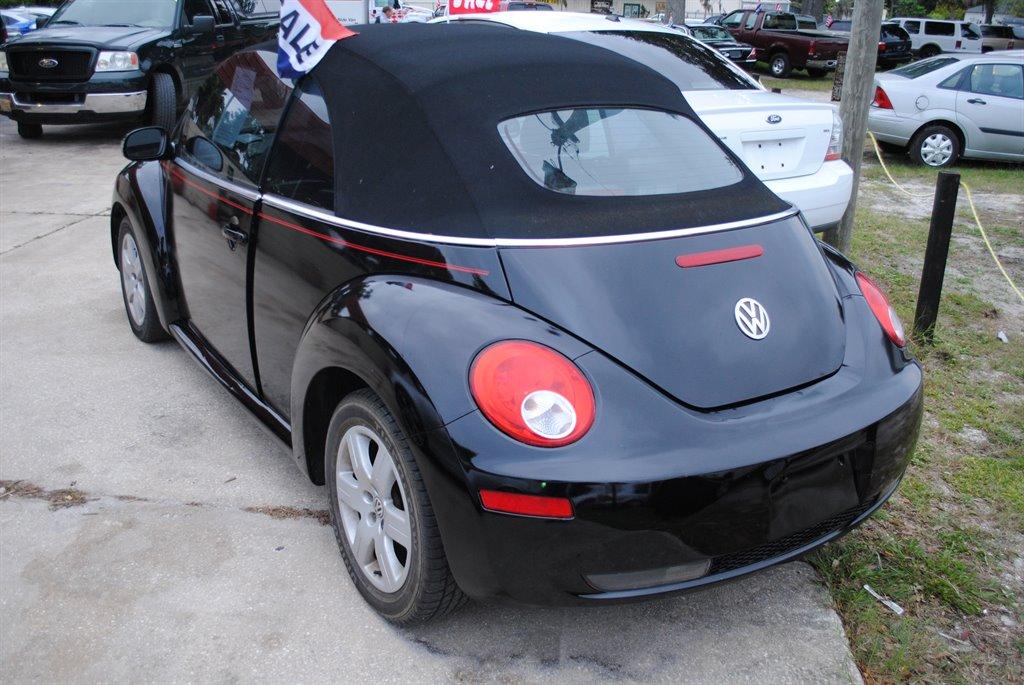 2007 Volkswagen New Beetle 2.5 photo