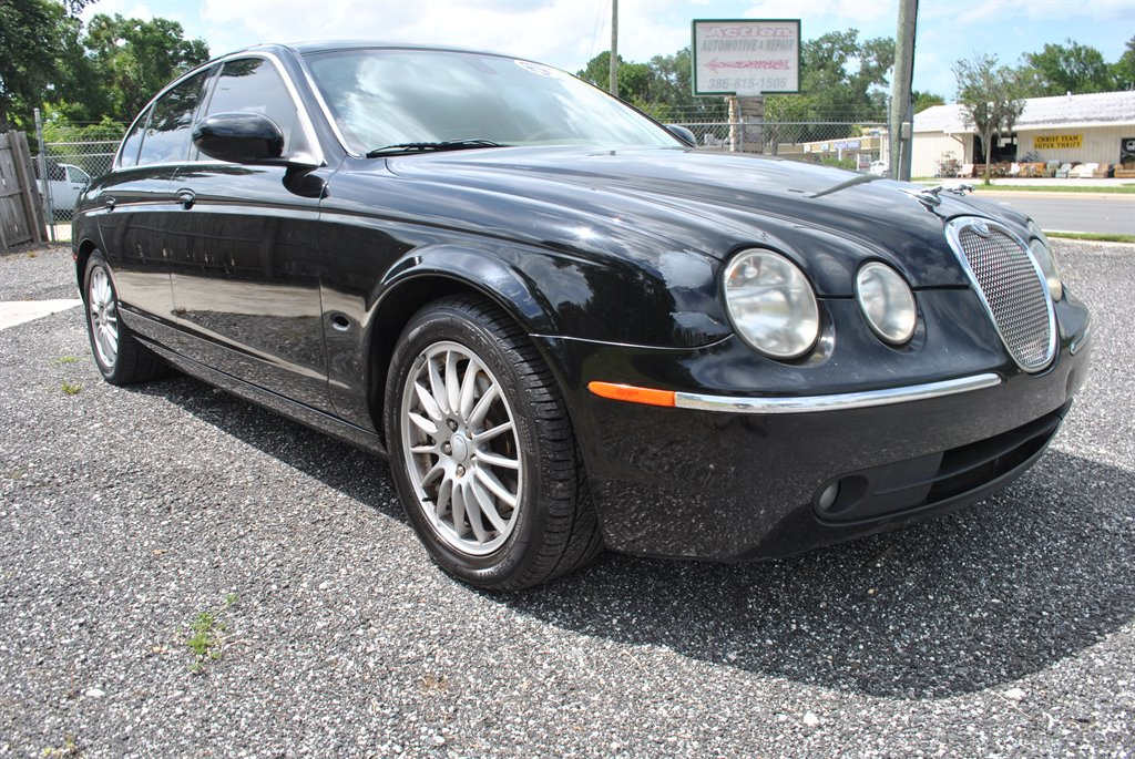 2006 Jaguar S-Type 3.0 photo