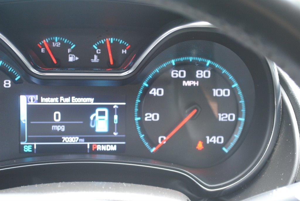 2017 Chevrolet Impala LT photo