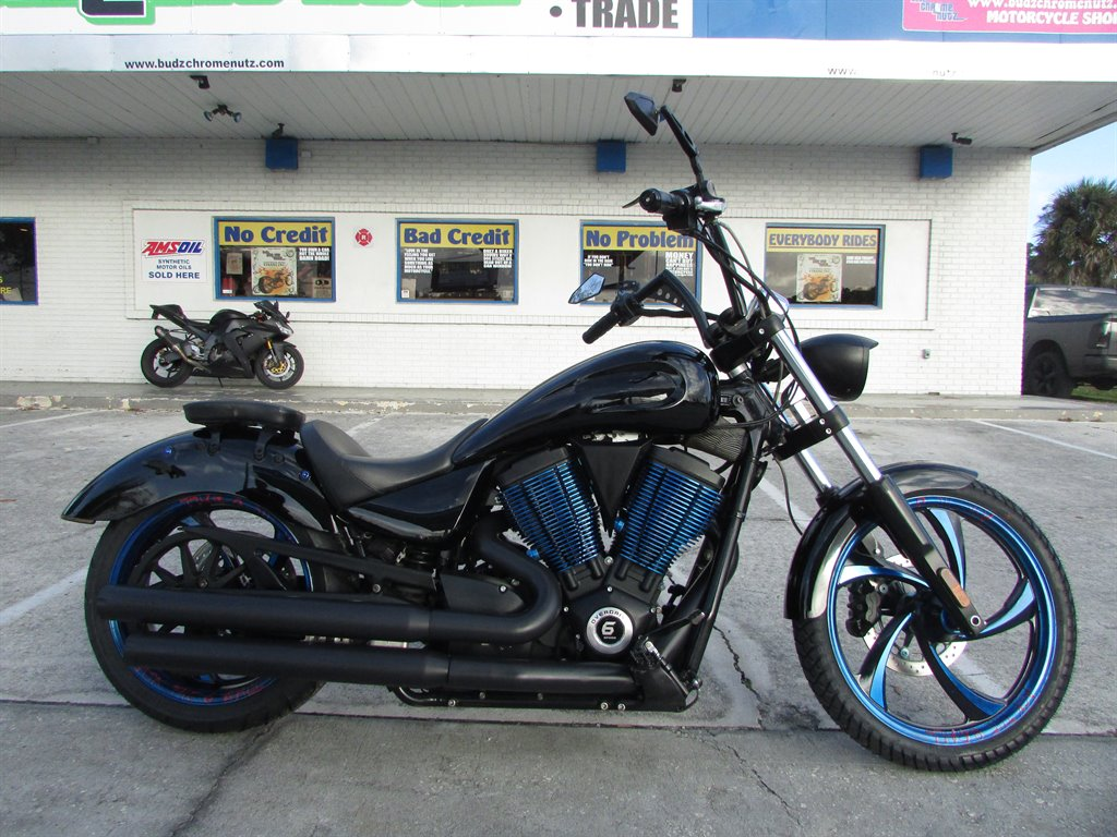 2013 Victory Vegas 8-Ball Cruiser