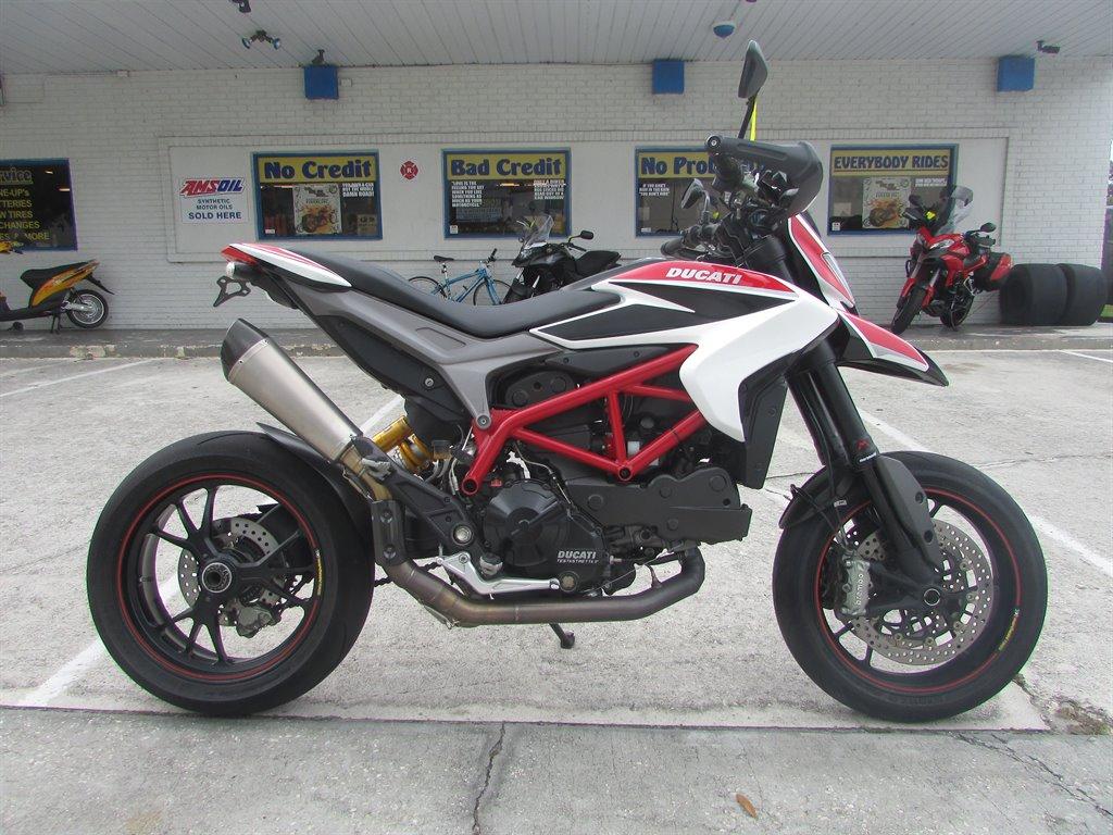 2013 Ducati Hypermotard Super Moto