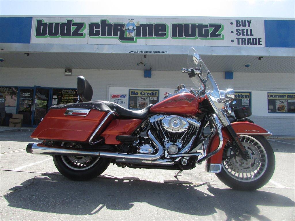 2011 Harley-Davidson Road King Touring