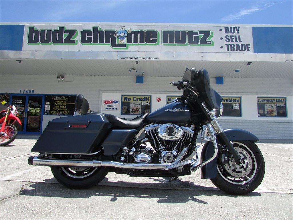 2008 Harley-Davidson Street Glide Touring