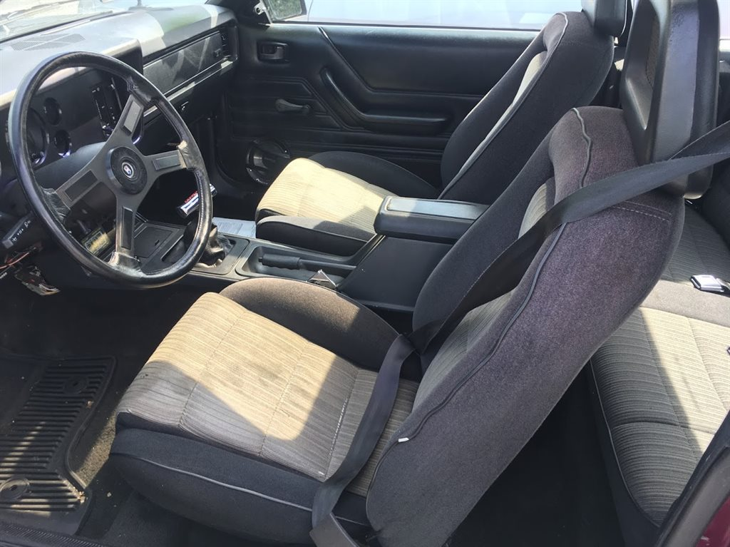 1983 Ford Mustang GL photo
