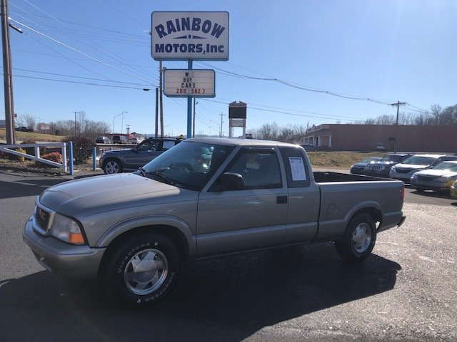 2003 GMC Sonoma SL photo