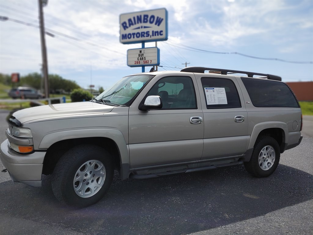 2006 Chevrolet Suburban LS 1500 photo