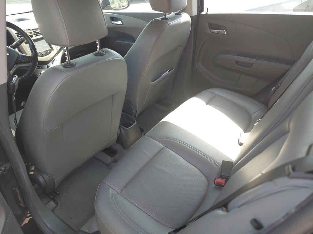 2014 Chevrolet Sonic LTZ Auto photo
