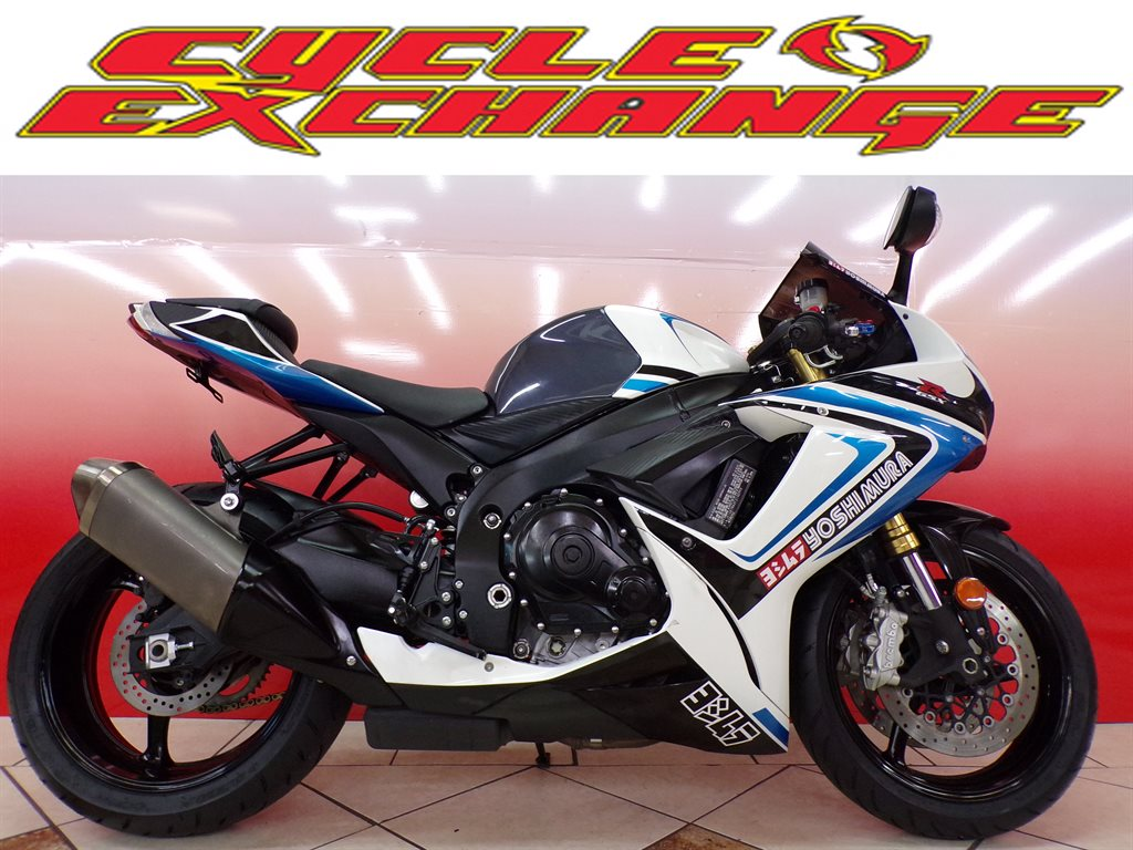 2015 Suzuki GSX-R750  photo