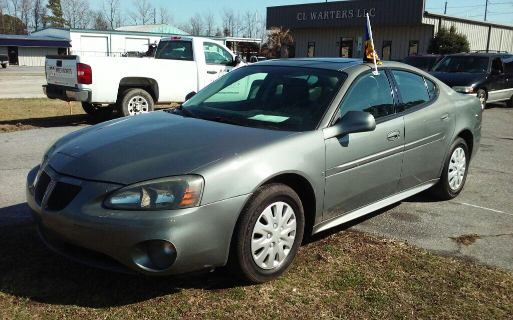 2008 Pontiac Grand Prix photo
